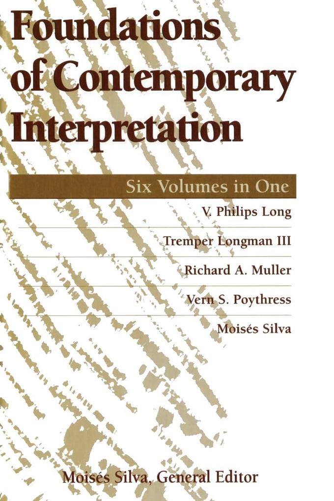 Foundations of Contemporary Interpretation als Taschenbuch