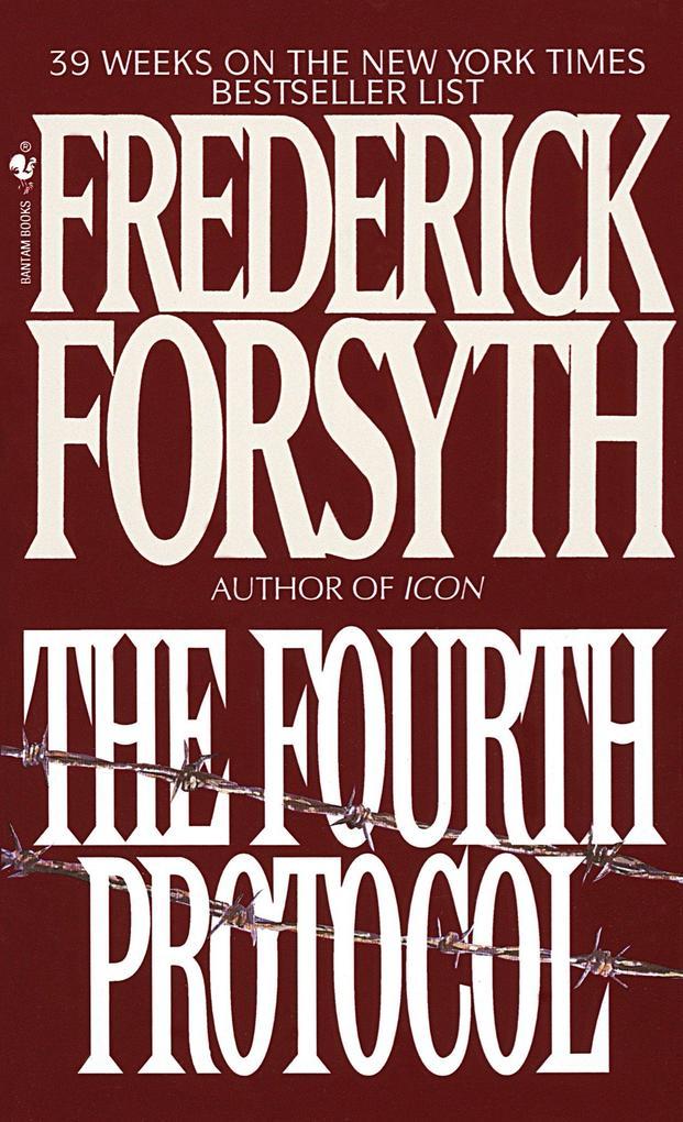 The Fourth Protocol als Taschenbuch