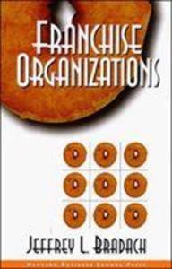 FRANCHISE ORGANIZATIONS als Buch