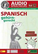 Birkenbihl Sprachen: Spanisch gehirn-gerecht, 2 Aufbau, Audio-Kurs. CD