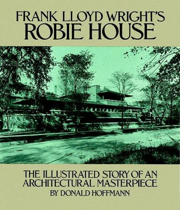 Frank Lloyd Wright's Robie House als Taschenbuch