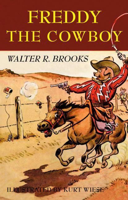 Freddy the Cowboy als Buch