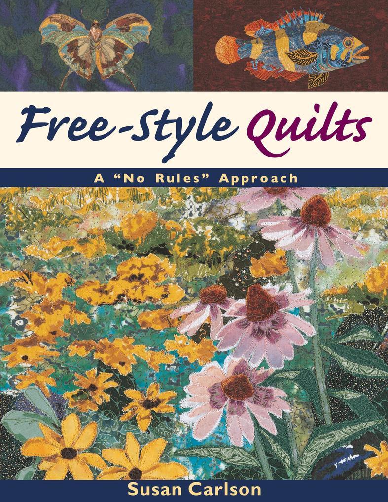 Free-Style Quilts als Taschenbuch