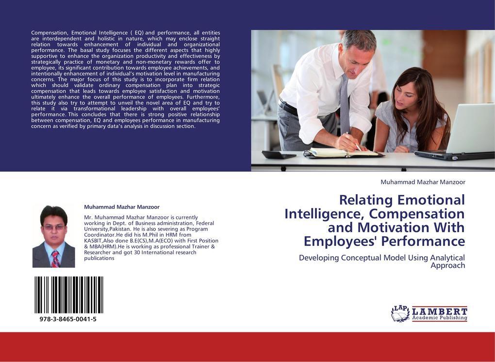Relating Emotional Intelligence, Compensation a...