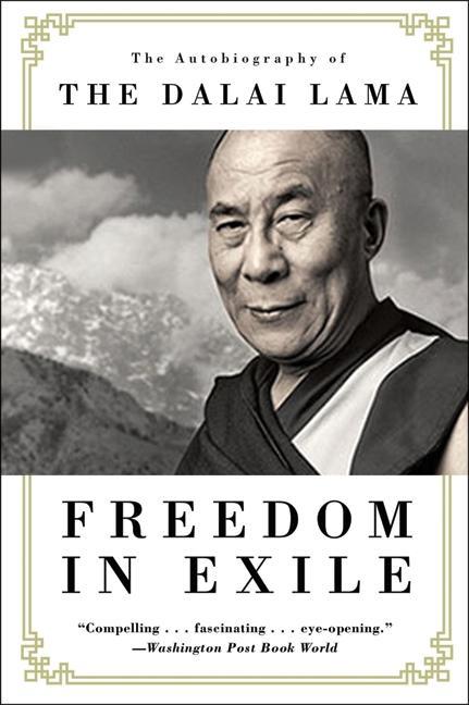 Freedom in Exile als Taschenbuch