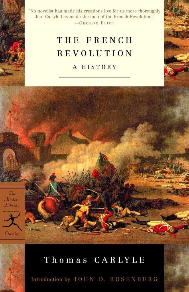 Mod Lib The French Revolution als Taschenbuch
