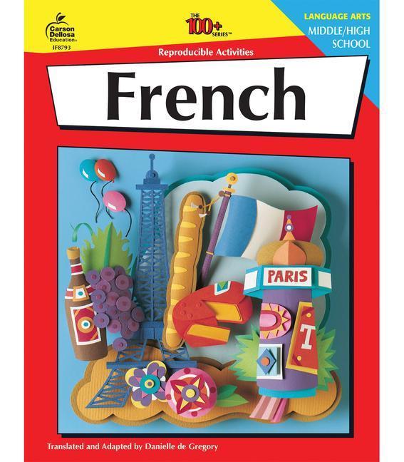 French, Grades 6 - 12 als Taschenbuch