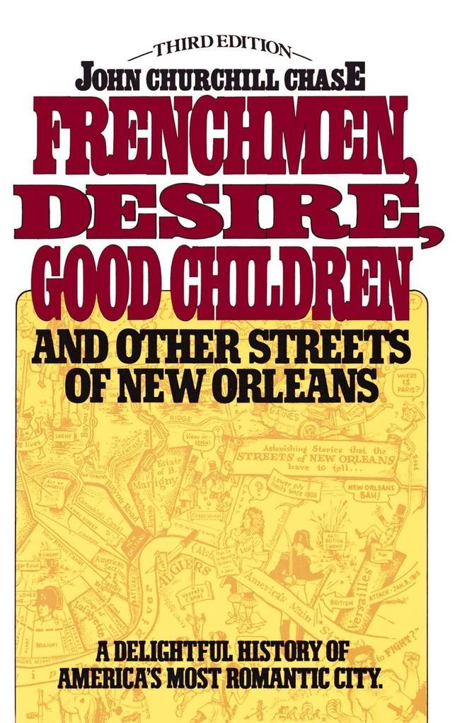 Frenchmen, Desire, Good Children als Taschenbuch