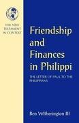 Friendship and Finances in Philippi