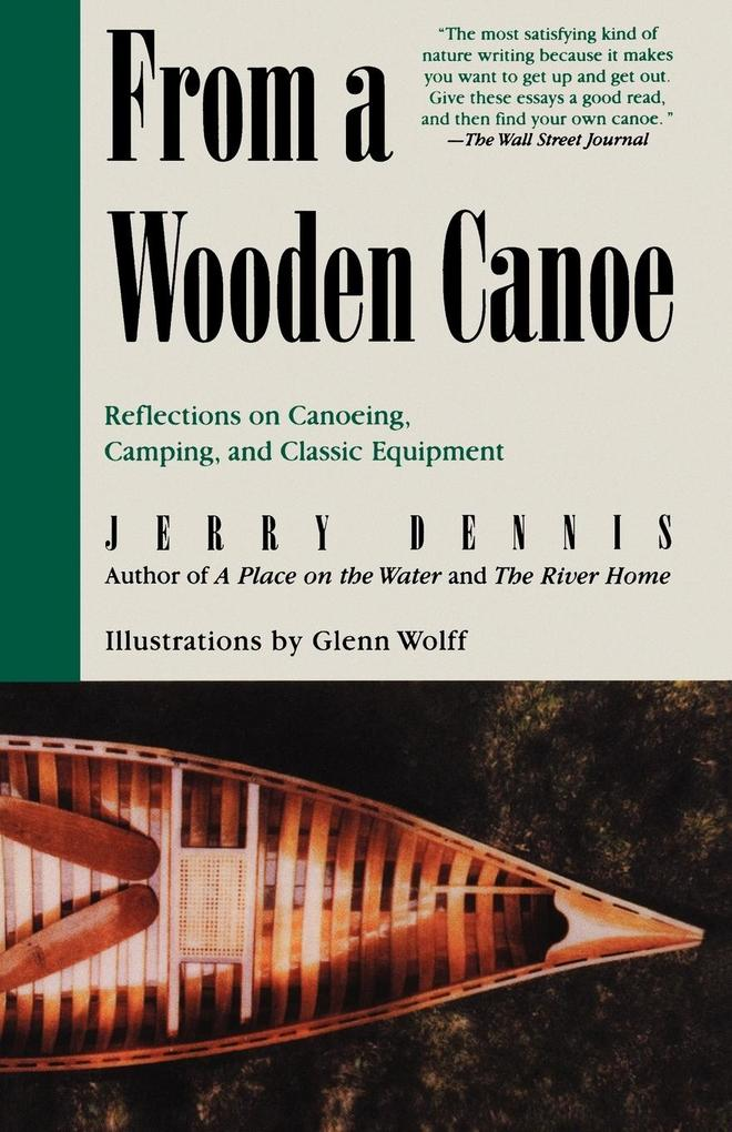 From a Wooden Canoe als Taschenbuch