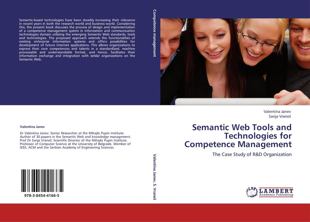Semantic Web Tools and Technologies for Compete...