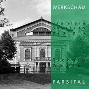 Richard Wagner-Werkschau Parsifal, Premiere Bayreuth 2004, 1 Audio-CD