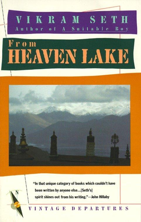 From Heaven Lake: Travels Through Sinkiang and Tibet als Taschenbuch