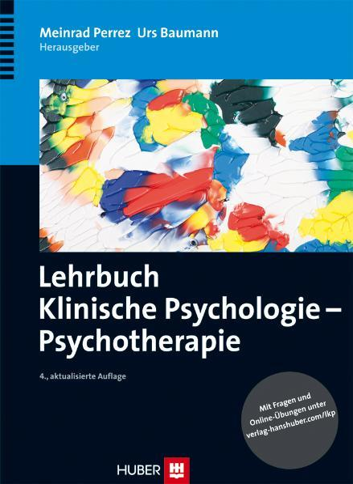 Lehrbuch Klinische Psychologie - Psychotherapie...