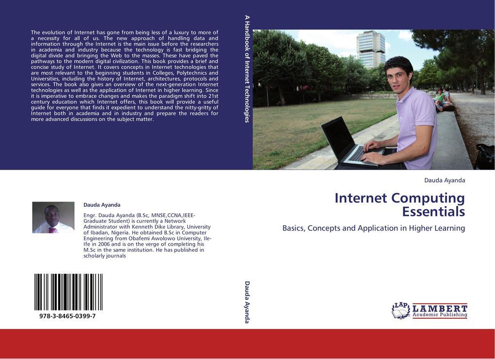 Internet Computing Essentials als Buch von Daud...