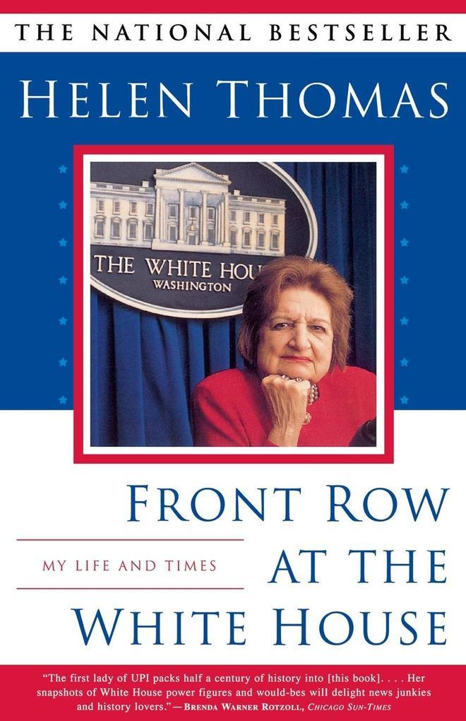 Front Row at the White House als Taschenbuch