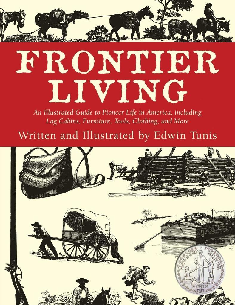 Frontier Living als Taschenbuch
