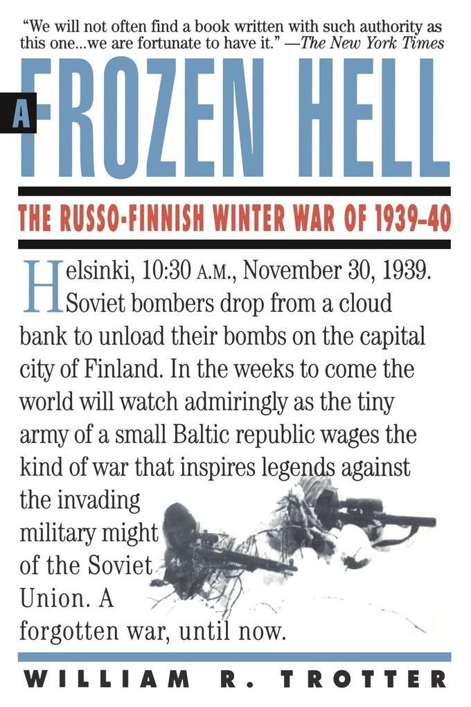 A Frozen Hell als Taschenbuch