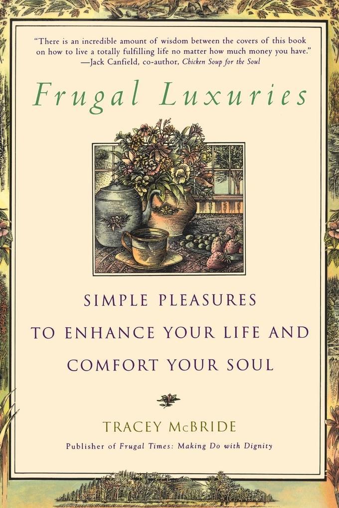 Frugal Luxuries als Taschenbuch