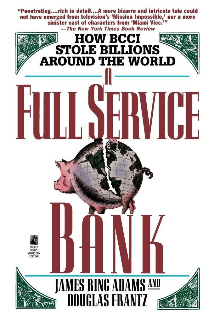 Full Service Bank als Buch