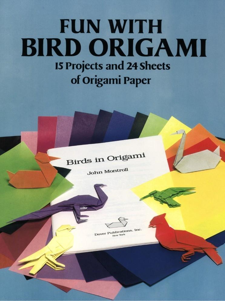 Fun with Bird Origami als Taschenbuch