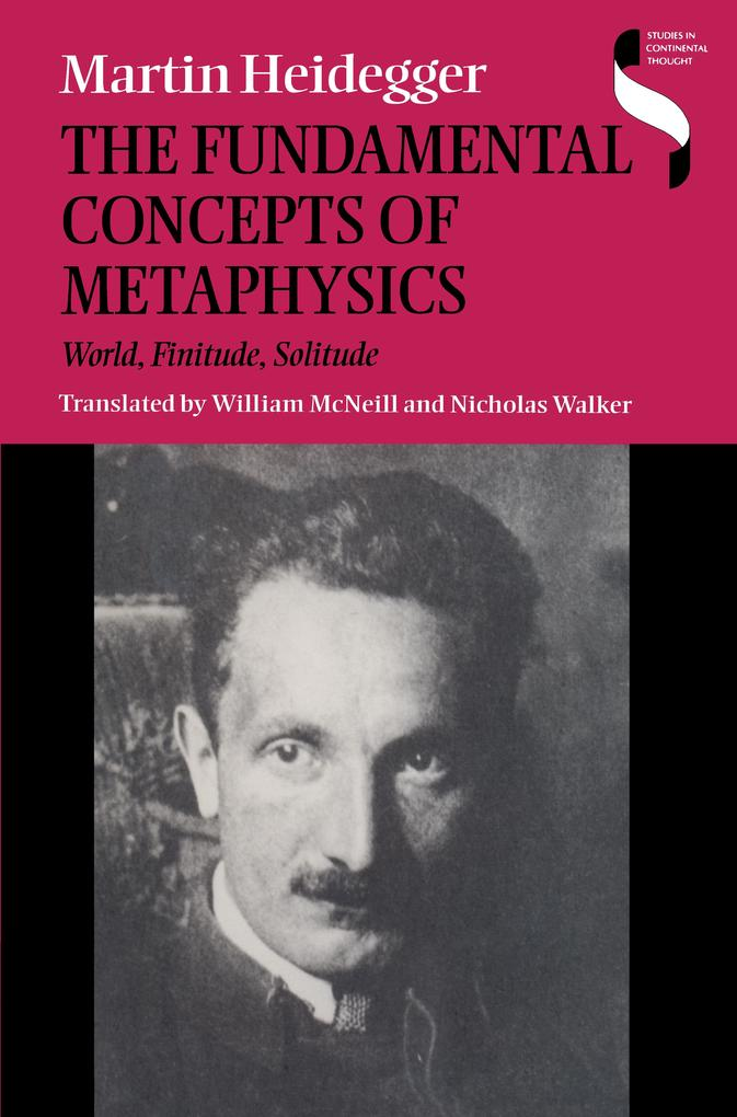 The Fundamental Concepts of Metaphysics als Taschenbuch