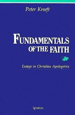 Fundamentals of the Faith: Essays in Christian Apologetics als Taschenbuch