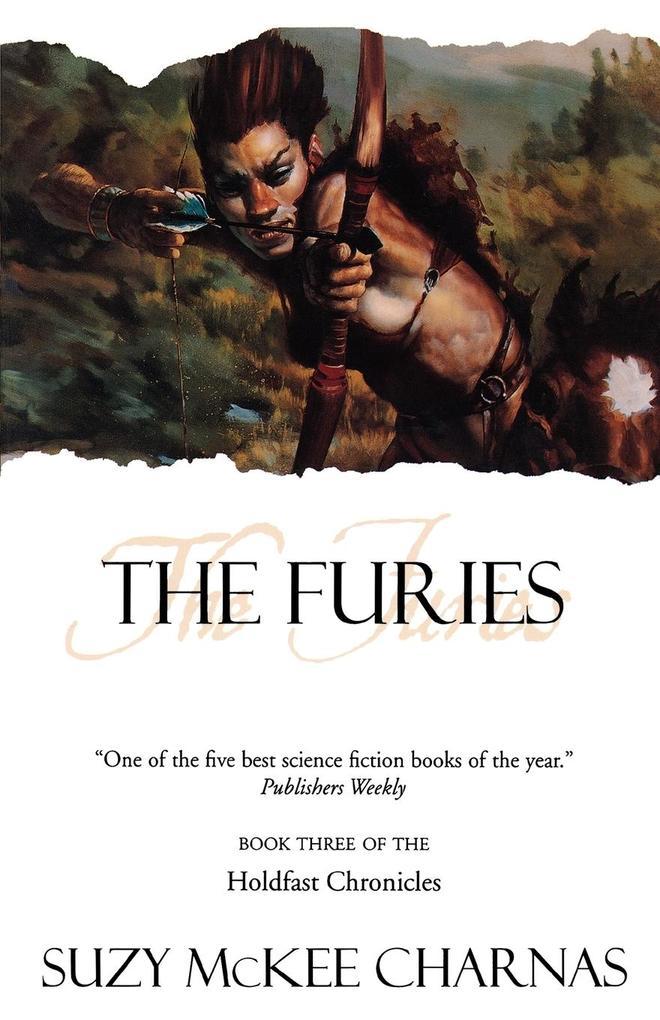 The Furies als Taschenbuch