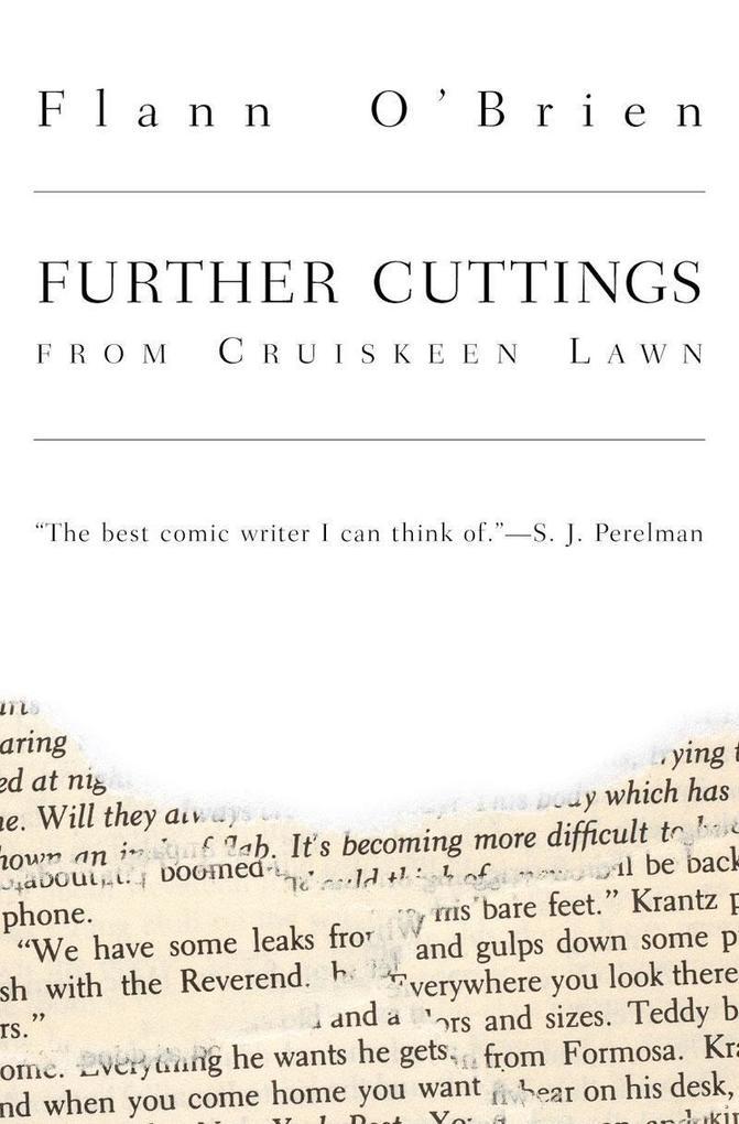 Further Cuttings als Taschenbuch