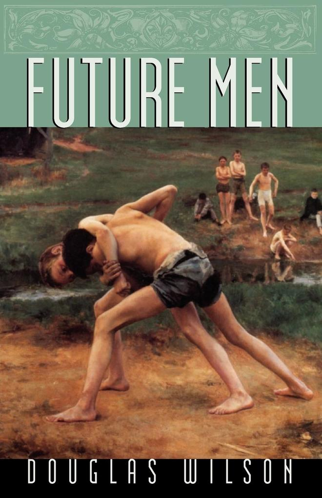 Future Men als Buch