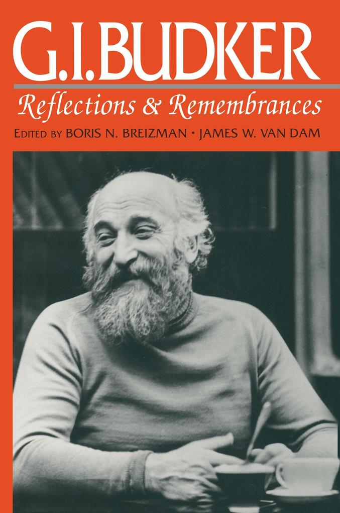 G.I.Budker: Reflections and Remembrances als Buch