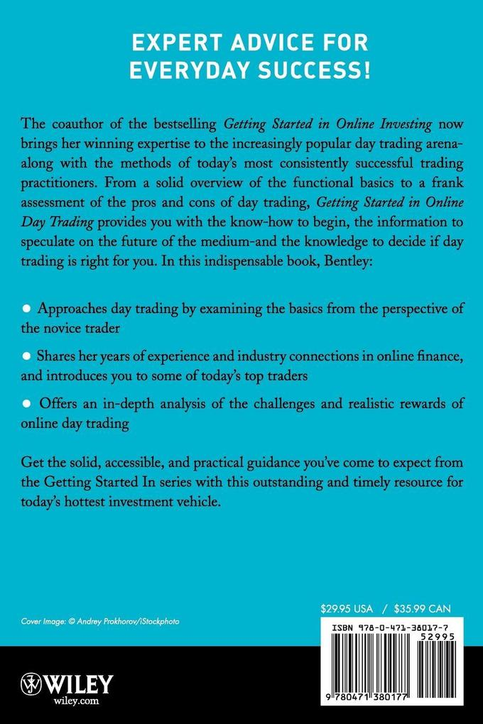 Getting Started in Online Day Trading als Taschenbuch