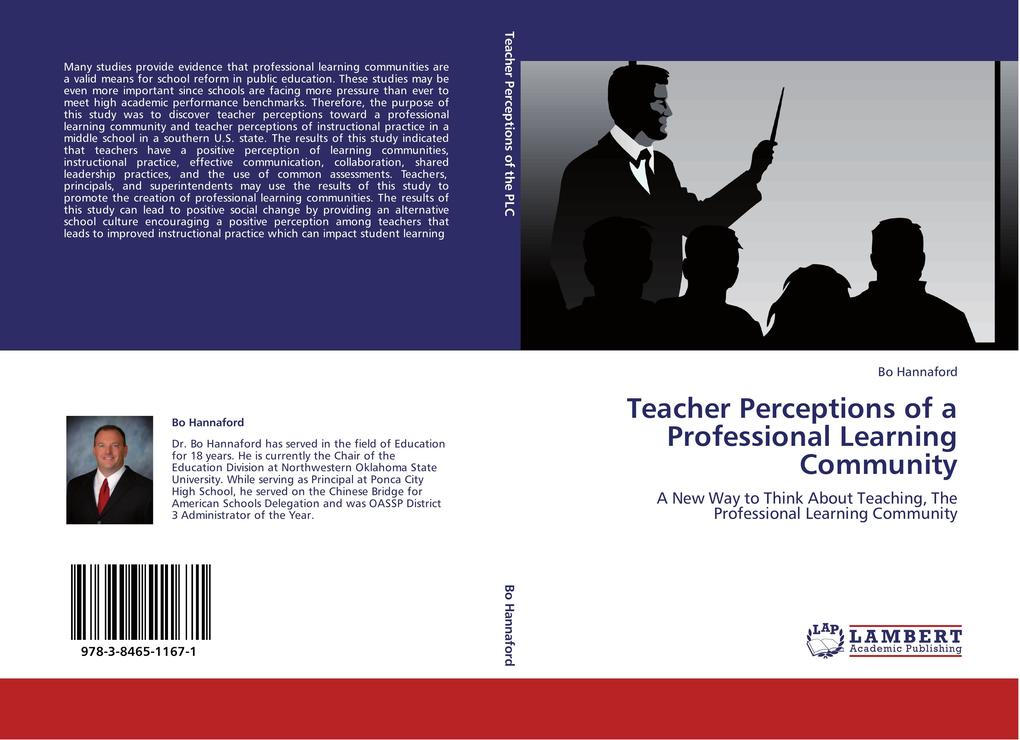 Teacher Perceptions of a Professional Learning ...