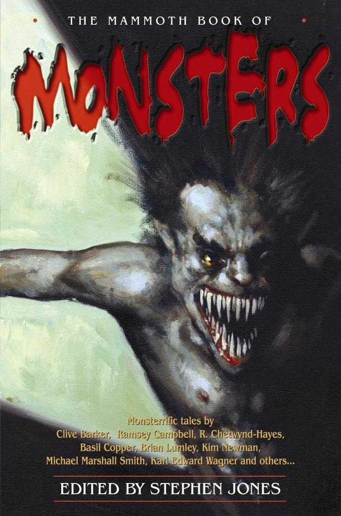 The Mammoth Book of Monsters als eBook Download...