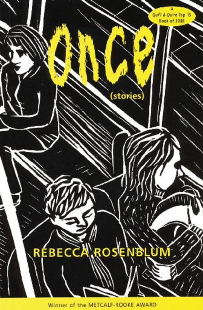 Once als eBook Download von Rebecca Rosenblum