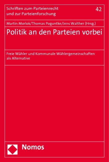 Politik an den Parteien vorbei als Buch von