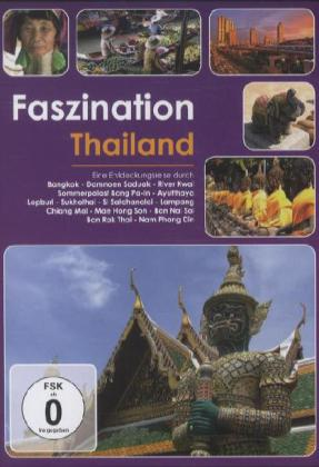 Faszination Thailand, 1 DVD