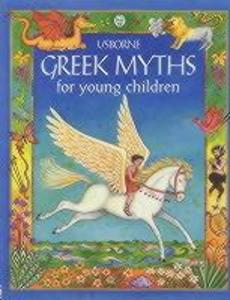 Greek Myths for Young Children als Buch