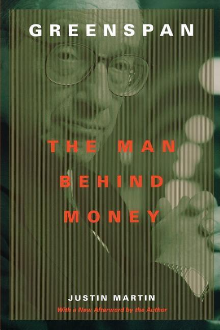 Greenspan: The Man Behind Money als Taschenbuch