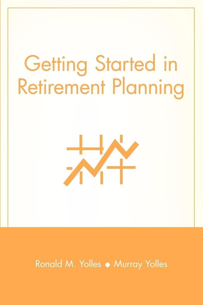 GSI Retirement Planning als Taschenbuch