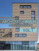 ARCHITEKTUR BERLIN, Vol. 1