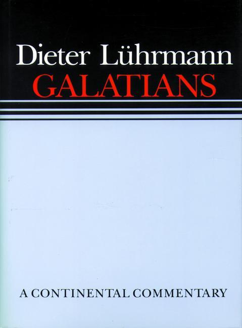 Galatians: A Continental Commentary als Buch