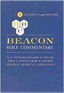 Beacon Bible Commentary, Volume 9: Galatians Through Philemon als Buch