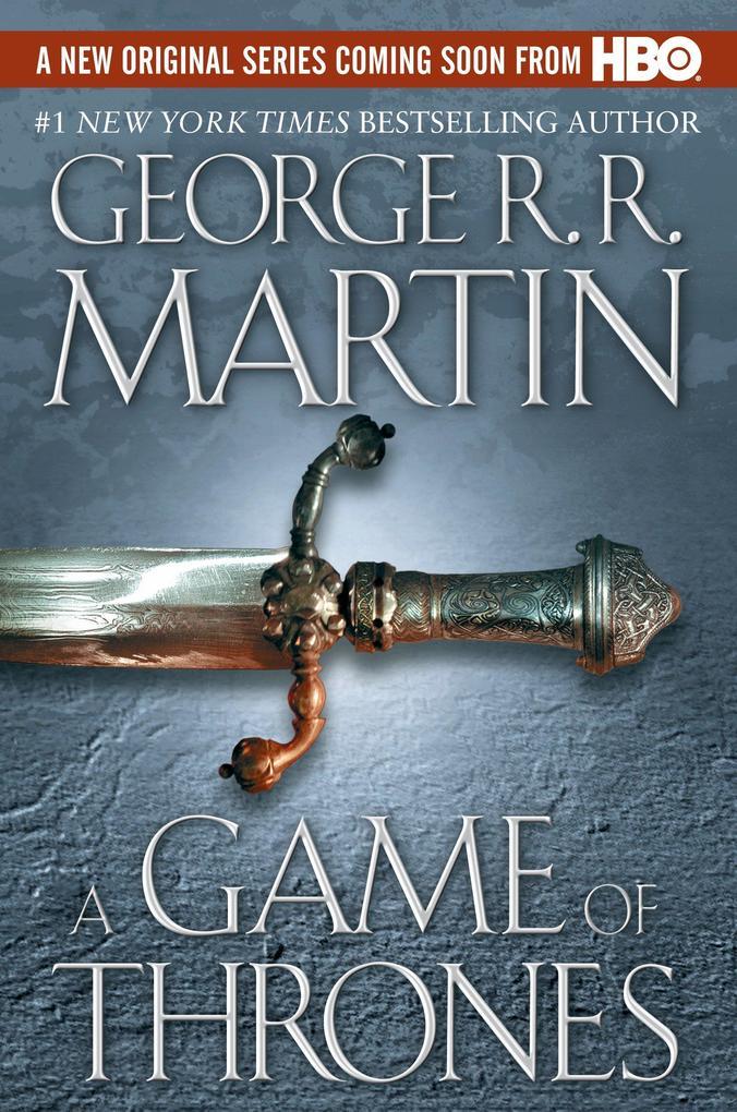 A Game of Thrones als Taschenbuch