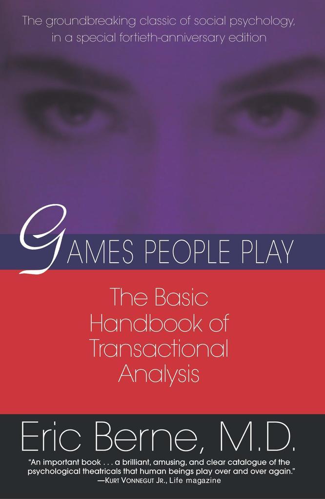 Games People Play als Taschenbuch