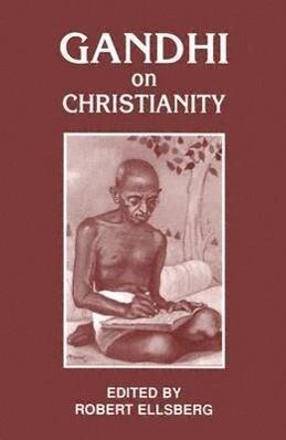 Gandhi on Christianity als Taschenbuch