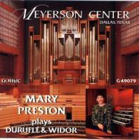 Preston Plays Durufl, & Widor