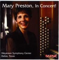 Mary Preston In Concert!