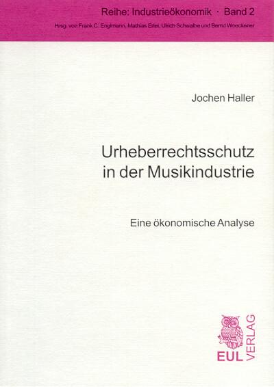 Urheberrechtschutz in der Musikindustrie als eB...