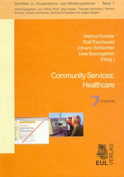 Community Services: Healthcare als eBook Downlo...